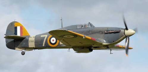 Hawker «Sea Hurricane»